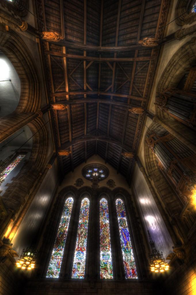 dave wilson chapel