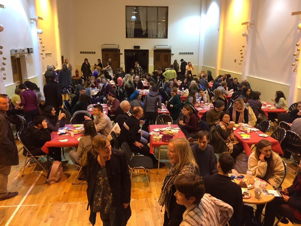 Cup Of Tea With A Refugee Event
