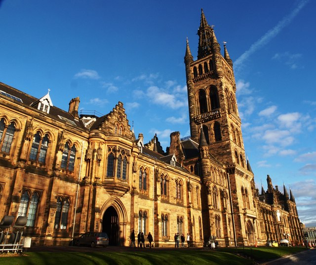 Picture of the University of Glasgow