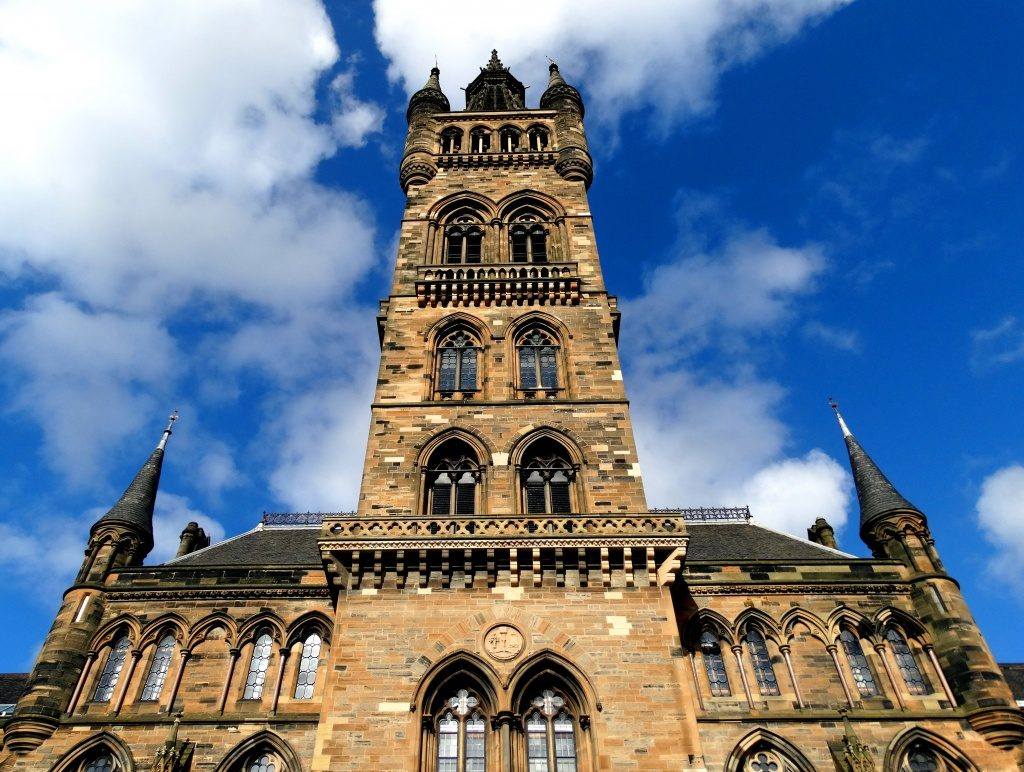 photo of glasgow uni