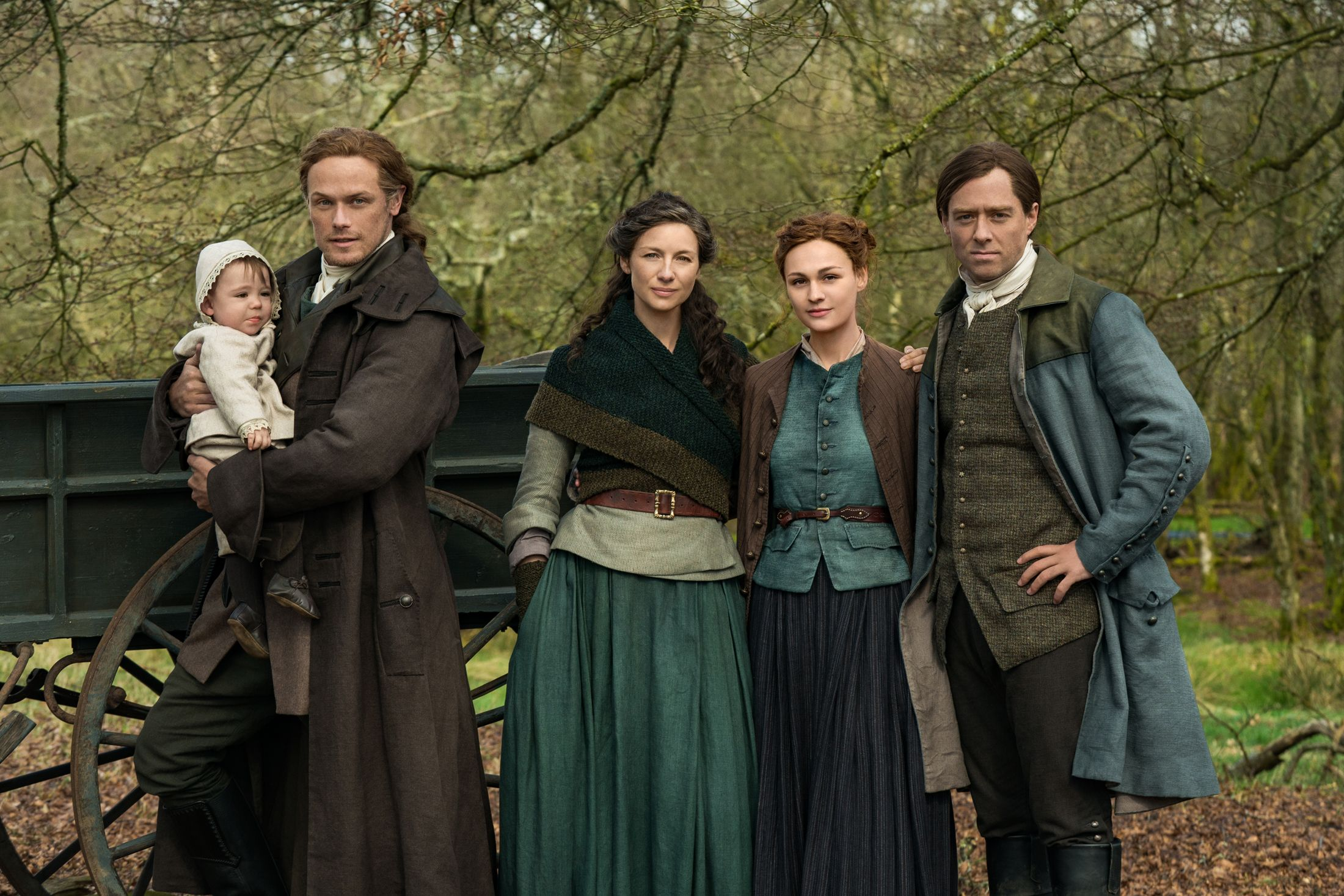 University of Glasgow to host conference on hit TV show Outlander